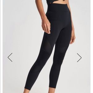 All Access Debut Moto Leggings from Bandier